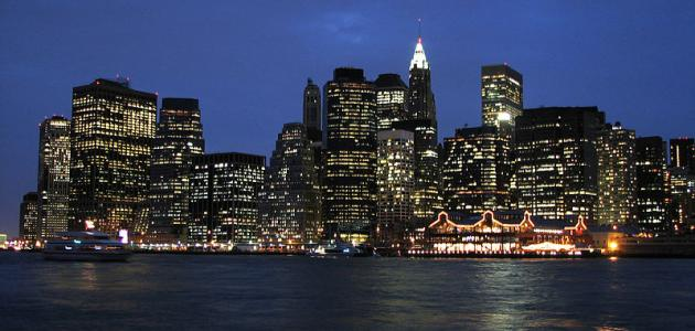 صورة مدن ولاية نيويورك