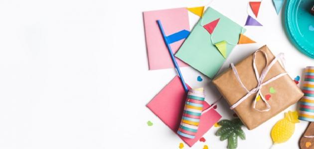 صورة أفكار هدايا للأطفال في الروضة