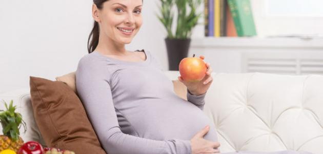 صورة نصائح للحامل في الشهر الثامن والتاسع