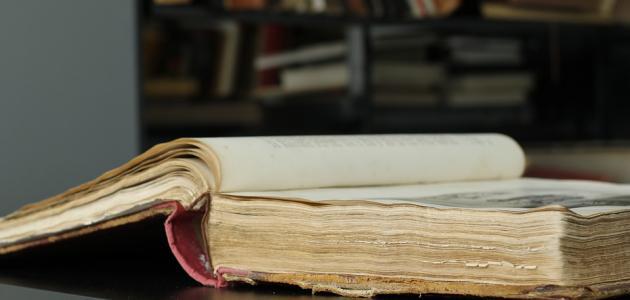 صورة قصيدة البوصيري في مدح الرسول