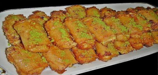 صورة طريقة تحضير حلويات جزائرية