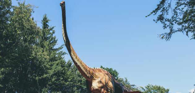 صورة أكبر ديناصور في العالم
