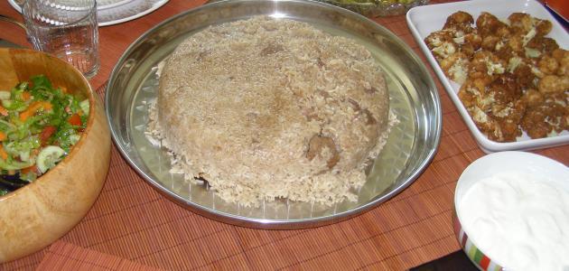 صورة أكلات فلسطينية