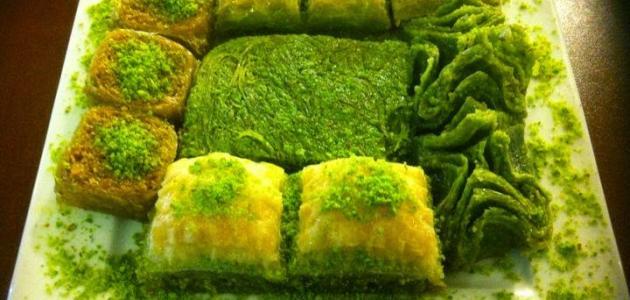صورة طريقة عمل حلويات تركية