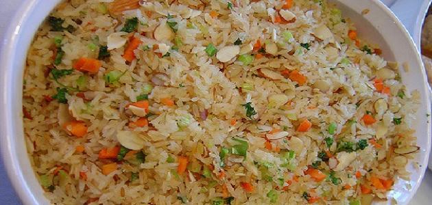 صورة طريقة عمل حشوات الأرز