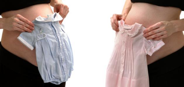 صورة كيف تحديد نوع الجنين