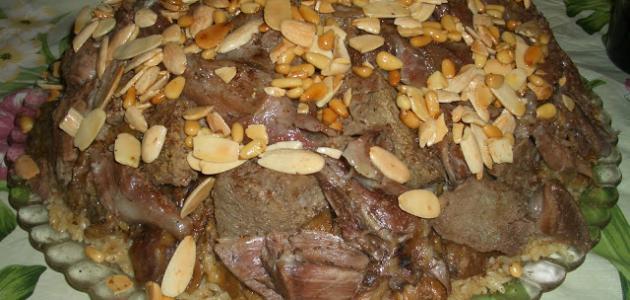 صورة طريقة تحضير أكلات شعبية فلسطينية