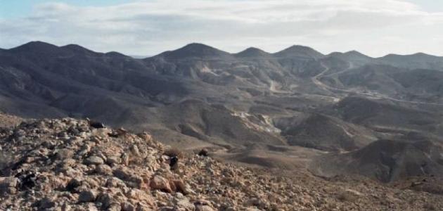 صورة أين يوجد جبل الحلال