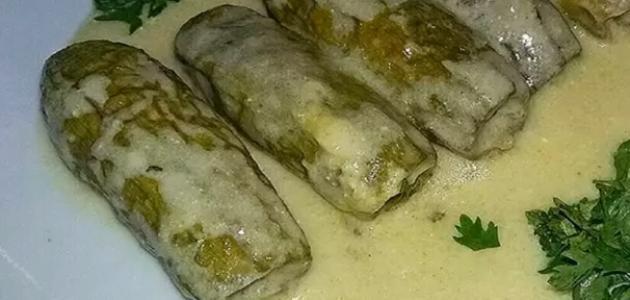 صورة طبخ شيخ المحشي على الطريقة السورية