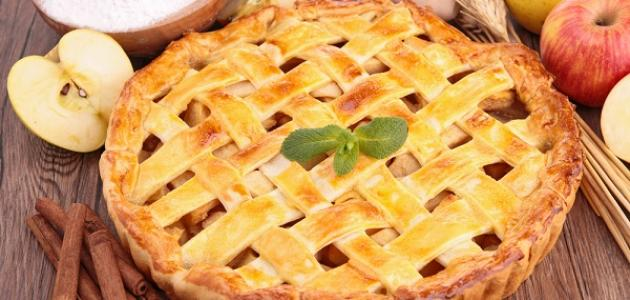 صورة طريقة تارت التفاح