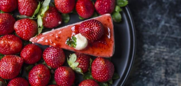 صورة أسهل طريقة لعمل حلويات باردة