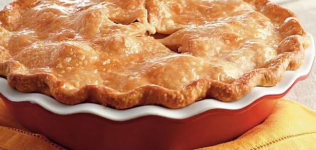 صورة أسهل طريقة لعمل تارت التفاح