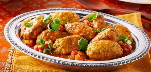 صورة كيفية عمل أكلات هندية