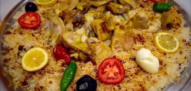 صورة طريقة تحضير أكلات شعبية سعودية