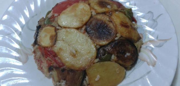 صورة أطباق سفرة رمضان