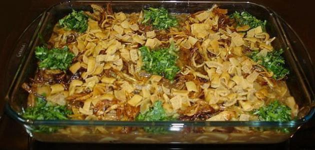 صورة وصفات طعام سورية