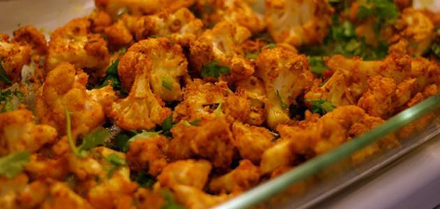 صورة طريقة تحضير أكلات هندية حارة