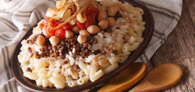 صورة أكلات رمضان شعبية
