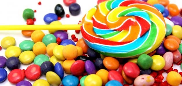 صورة تفسير اكل الحلوى في المنام