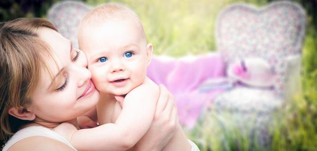 صورة كيفية تنمية ذكاء الطفل الرضيع
