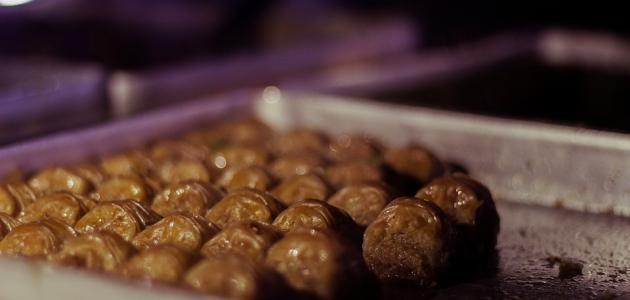 صورة حلويات رموش الست