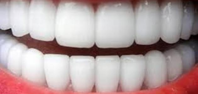 صورة كيف نحافظ على بياض الأسنان