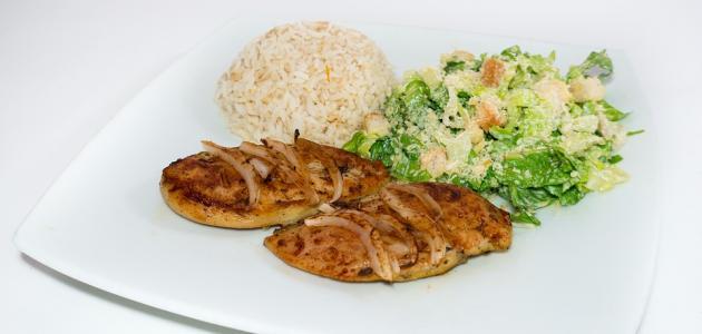 صورة وصفات دجاج للدايت