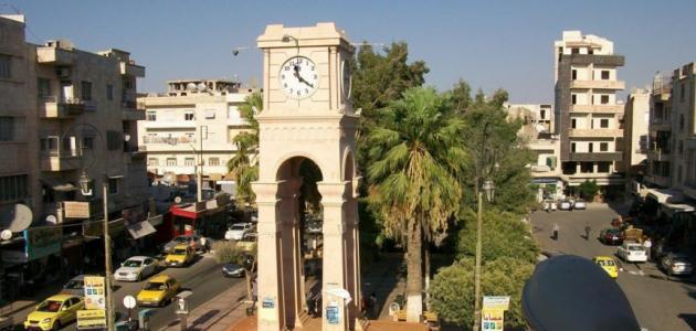 صورة محافظة إدلب