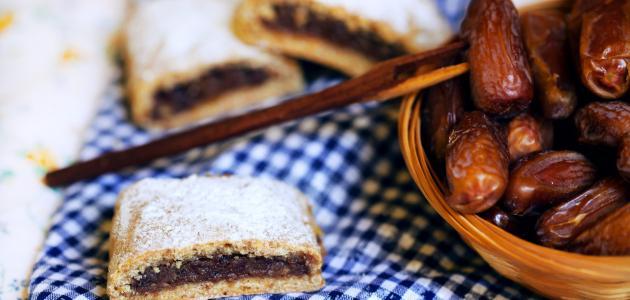 صورة حلوى سهلة للعيد