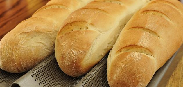 صورة طريقة عمل خبز فرنسي