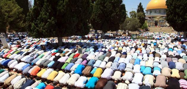 صورة مقال عن صلاة الجمعة