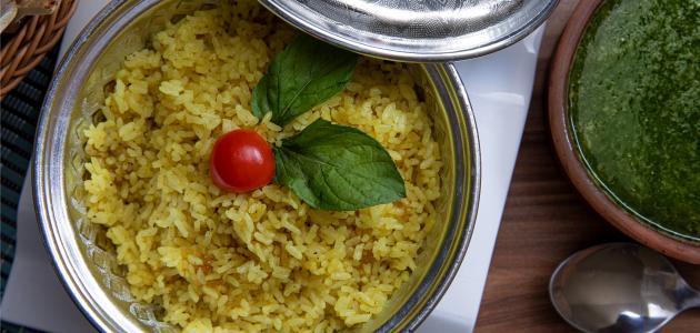 صورة طريقة الرز المصري