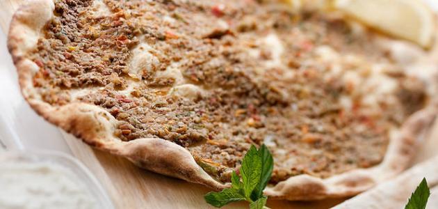 صورة طريقة ومكونات اللحم بعجين