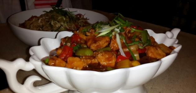صورة طريقة عمل أكلات صينية