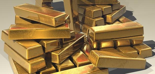 صورة الذهب في المنام