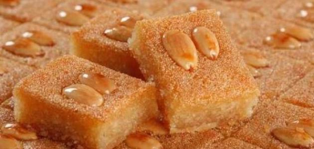 صورة صنع حلويات سورية