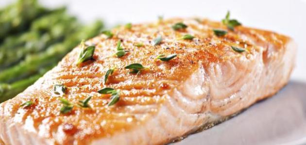 صورة طريقة عمل سمك السلمون بالفرن