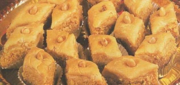 صورة حلويات العيد الجزائرية