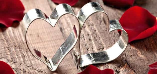 صورة كلام لعيد الحب