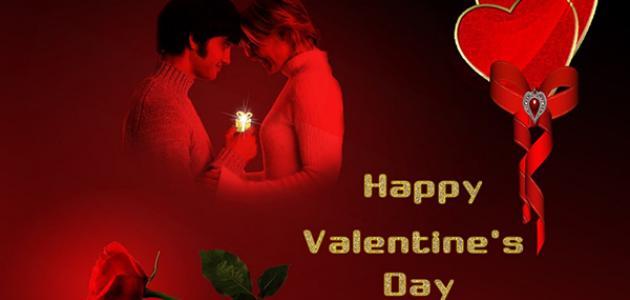 صورة موعد عيد الحب