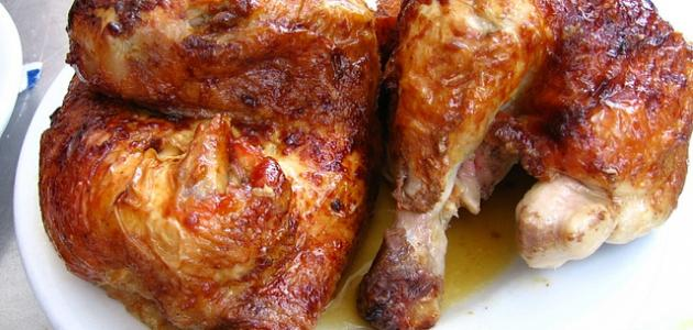 صورة أسهل طريقة لطبخ الدجاج