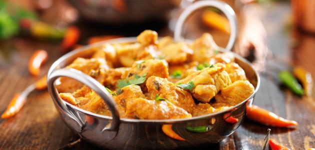 صورة طريقة عمل أكل هندي