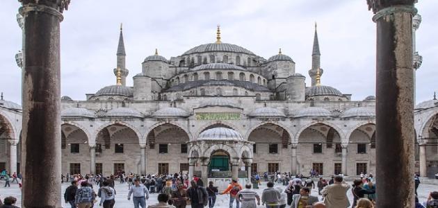 صورة دعاء الذهاب الى المسجد