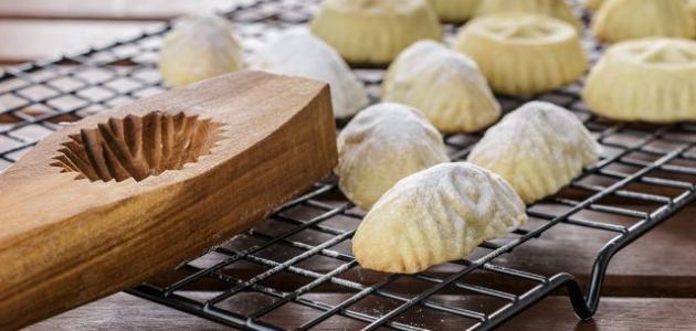 صورة وصفة حلويات العيد