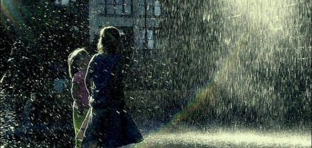 صورة أجمل ما قيل عن المطر