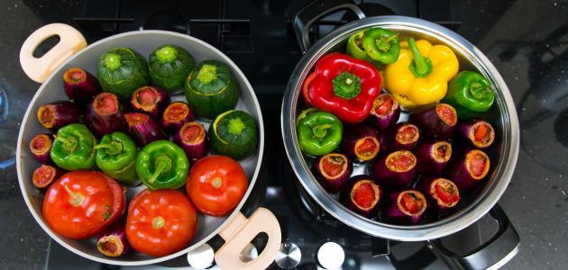 صورة أطباق لشهر رمضان