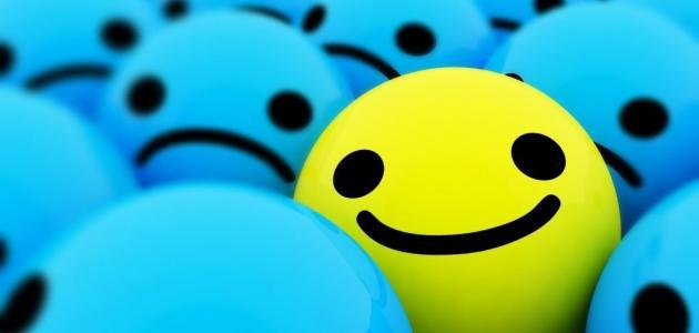 صورة حكمة عن الابتسامة