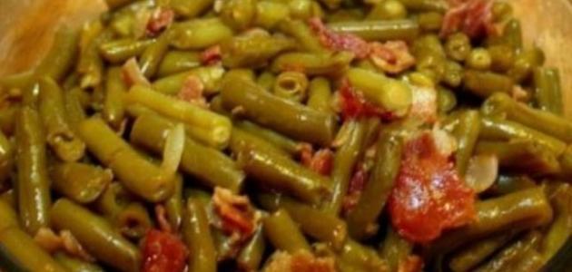 صورة كيفية طبخ لوبيا خضراء