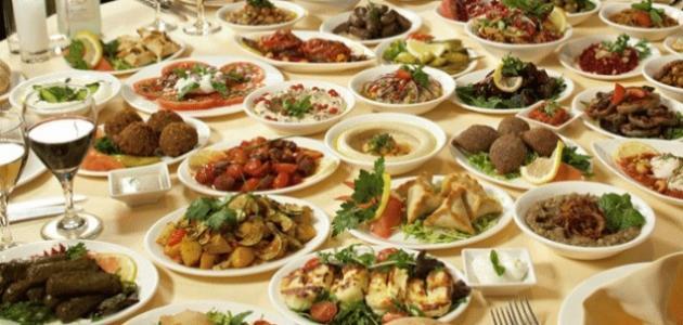 صورة وصفات إفطار شهر رمضان