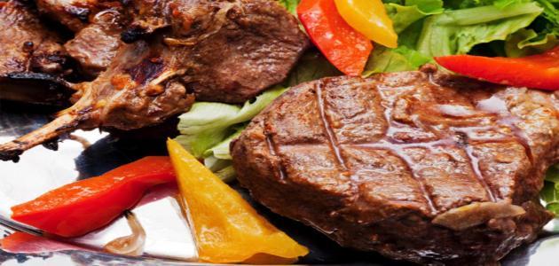 صورة كيفية عمل ستيك اللحم المشوي